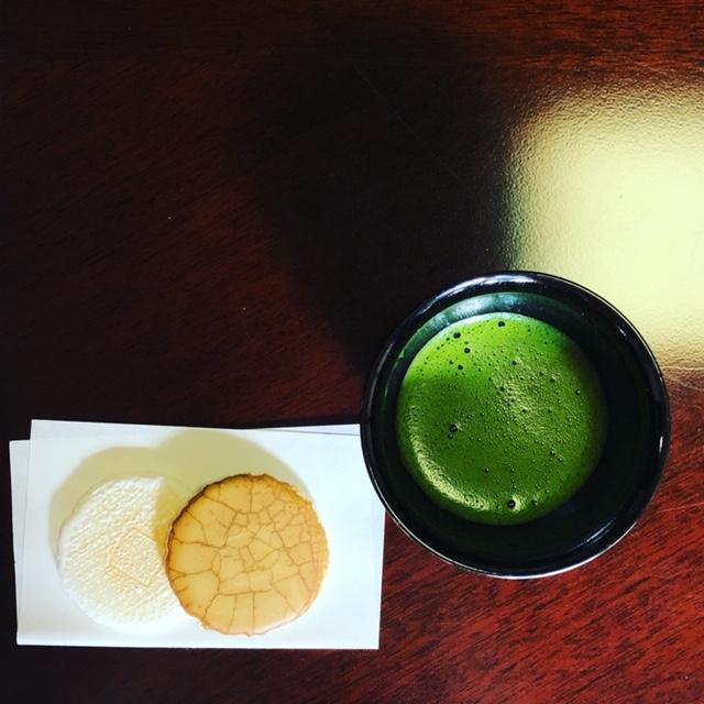 תה ביפן