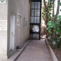 להשכרה קליניקה/משרד יפייפיה ליד גן העיר בתל אביב, כניסה נפרדת, אפשרות לחניה.
